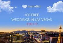 100 Free Weddings in Las Vegas / We're celebrating 100 days of Marriage Equality in Las Vegas by giving away 100 free wedding ceremonies. Any couple can participate, the wedding date is January 18, 2015. http://everafter.com/100freeweddings/