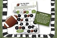 SUPER BOWL / Here are classroom ideas and resources to use for the big game!