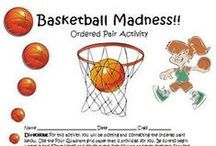 MARCH MADNESS / Here are some great ideas and resources to use in your classrooms during March Madness!