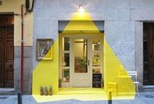 store & booth design / Retail design. Environmental design. / by le dezign
