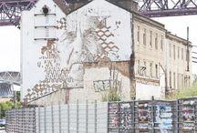 Street Art in Lisbon / Streetart in Lisbon