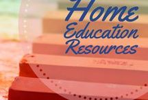 Home Education / Information and resources for HE parents. http://spirited-mama.com/