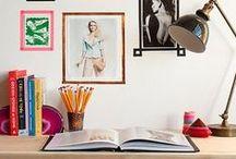 Creative > Space / Dream desks / offices / spaces