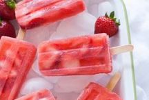 Popsicle Recipes / POPSICLES!!