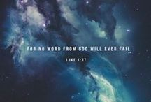 Bible Quotes / Some of our favorite Bible verses.