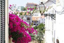Springtime in Lisbon / Warm days, cool nights
