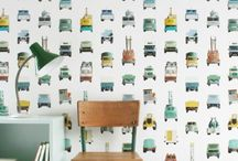 Interior | Wall Paper