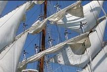 Tall Ships Race 2016 in Lisbon / The Tall Ships race 2016, an international event bringing tall ships together for friendly competition