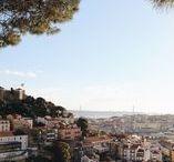 Miradouros - The viewpoints of Lisbon