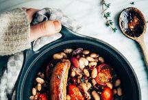 Comfort food < Stew >