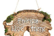 Objets & décorations féeriques / De petites choses pour enchanter son quotidien et son habitation...