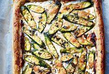 Comfort food < Quiche, pizza, galette >