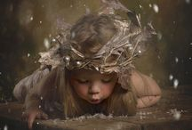Photographies féeriques / Photos de fées et d'elfes
