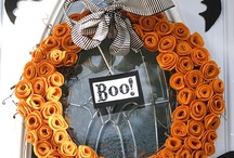 Halloween Decor / by Kathryn Spurr