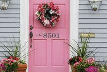 Doors & Porches I love