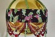Bead weaving / A variety of patterns I have created