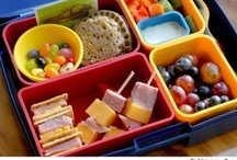 School Lunches and Snacks / by Cheri Hemelt