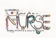 Nursing / by Sarah Kinzey