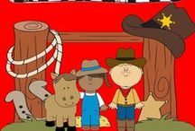 Classroom Themes(Western)