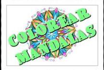 Mandalas / Las Mandalas y sus beneficios en los niños / by Escuela en la Nube