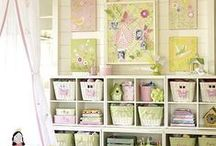 Home Girls Room / by Tammi Van
