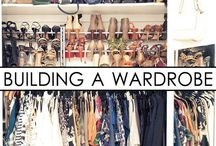 Wardrobe Makeover / by Jess Pendleton