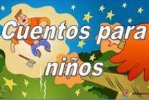 Cuentos Infantiles / Cuentos para niños / by Escuela en la Nube