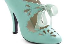 Shoes / by Sonja Lewis