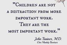 Children & Motherhood / by Sonja Lewis