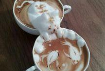Coffee & Tea / by Sonja Lewis