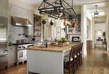 Kitchen / by Sonja Lewis