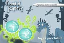 Recursos inglés Infantil / Recursos de inglés para niños y niñas de infantil de 3-6 años / by Escuela en la Nube