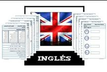 Recursos inglés Primaria / Fichas de inglés para niños y niñas de primaria 6-12 años / by Escuela en la Nube