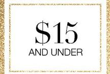TIS THE SEASON: Gifts under $15 / Avon Stocking Stuffers for Her, for Teens, for him all $15 and under. Including makeup, bath & body, jewelry, fashion, home and more! https://www.avon.com/category/holiday/15-and-under?repId=16402404