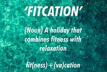 Fitcation / Active holidays