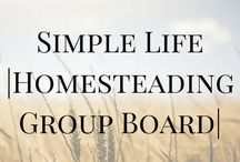 Simple Life | Homesteading Group Board | / Follow along for posts on homesteading, self sufficient living, recipes, crafts, gardening and just living a simple life!  Bloggers, please keep to a maximum of 3 quality long pins per day.  Unsuccessful or unrelated pins will be removed.