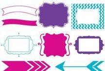 Graphics and Printables / Printables, fonts and more