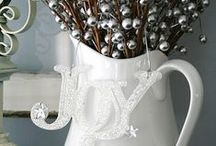Christmas / Christmas decor and celebration ideas