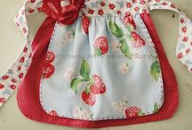 ~ Apron ~ / A woman can never have too many aprons! :P