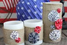 4th of July / 4th of July decor and celebration ideas