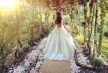 Wedding inspiration;D / by Jessica Mintz