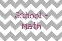 School ~ Math