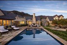 Amazing Backyards/Pools | Luxury Home Magazine / LuxuryHomeMagazine.com