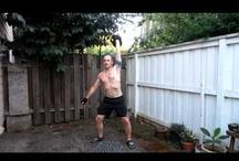 Exercise Video / Fitness equipment, exercise equipment, exercise, fitness, shredded, ripped, weight loss, strength training, fitspo http://www.johnnyfit.com/