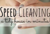 Cleaning TIps and Tricks / by Donna Yeates