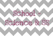 School ~ Science and SS