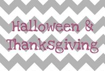Halloween, Thanksgiving