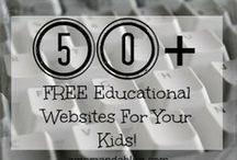 Free Homeschool Materials / Free Homeschool Curriculum and Printables