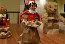 Elf on the shelf / by Christine Baldizzi