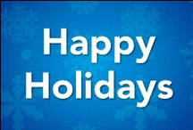 Happy Holidays / Celebrate your favorite holidays with a smile from Invisalign!  / by Invisalign